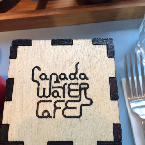 Canada Water Cafe