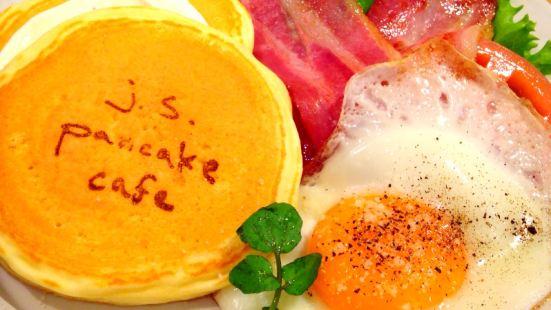 J S Pancake Cafe, Tennoji Mio