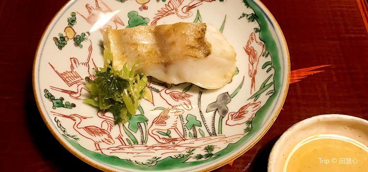 瓢亭(本店)1