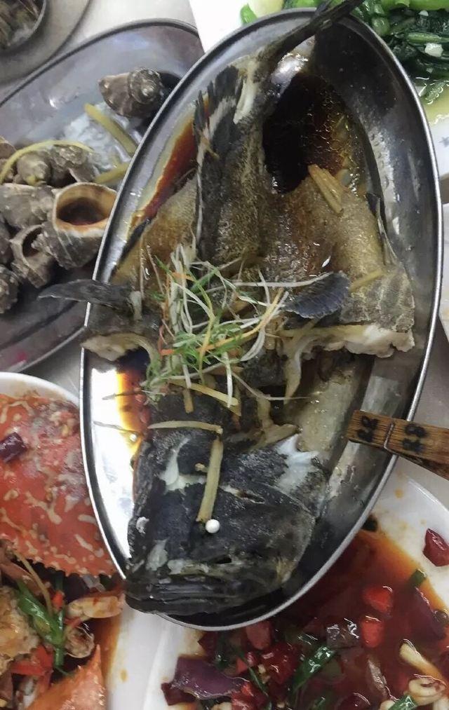 Mei Jie Chuan Wei Seafood Process