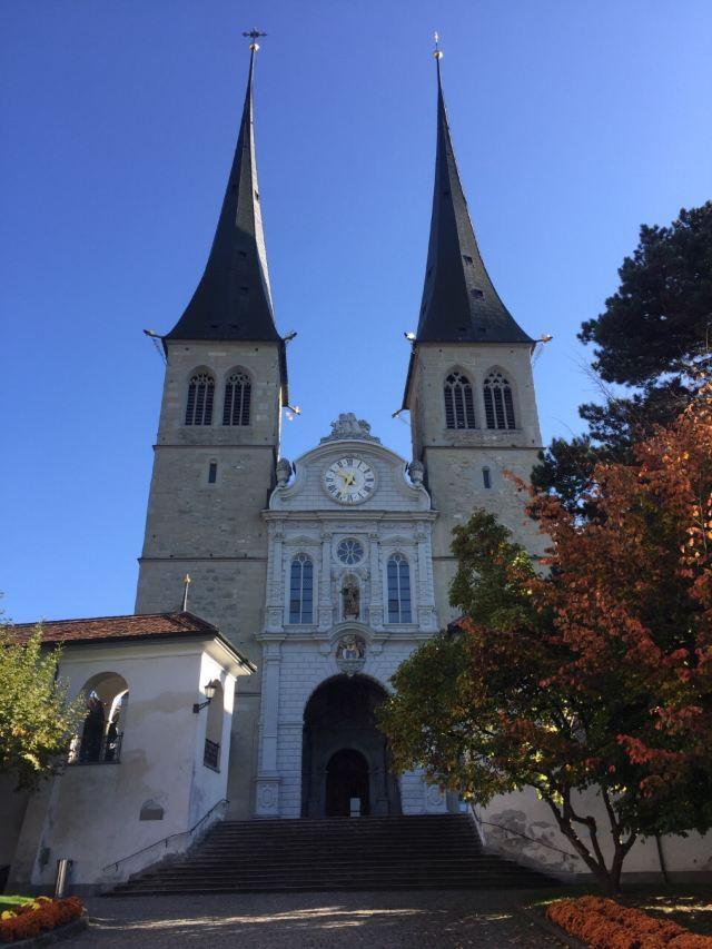 Court Church of St. Leodegar