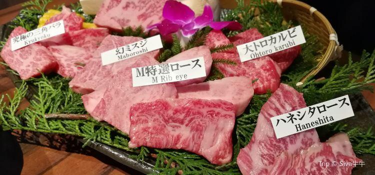 松阪牛肉M(Hozenji Yokocho商店)3