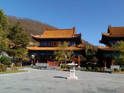 Buddhist Culture Museum,Dunhua