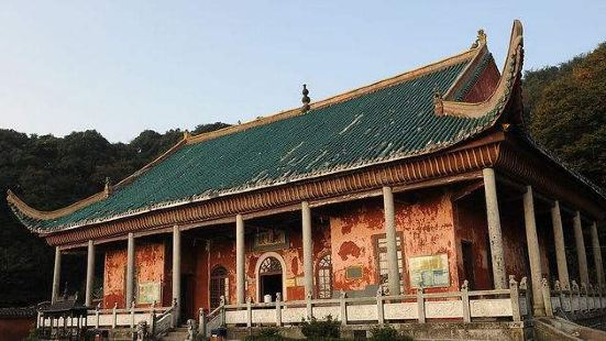 皇覺寺遺址