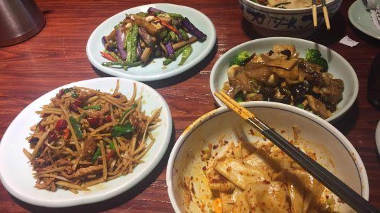 金牌老碗地道陝菜