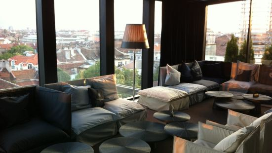 Sense Hotel Rooftop Restaurant