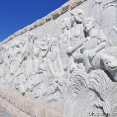王震將軍紀念碑用戶圖片