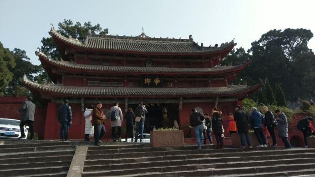 七曲山大廟