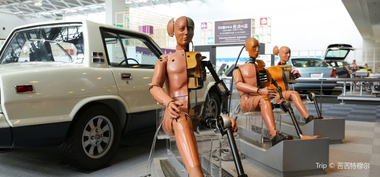 Toyota Commemorative Museum of Industry and Technology2
