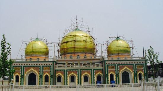 Liulin Mosque (West Gate)