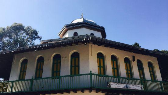 Kiddus Raguel Church