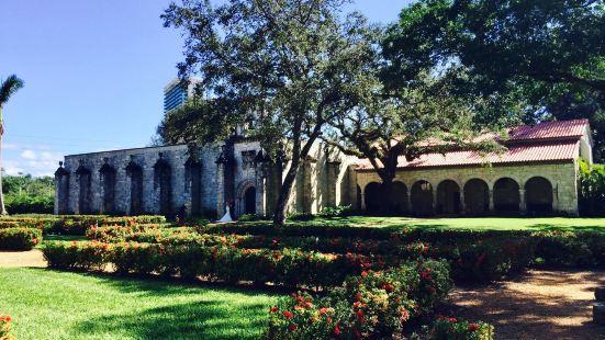 The Ancient Spanish Monastery