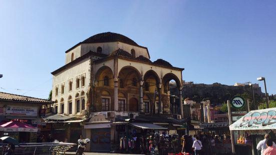 Tzisdarakis Mosque (o Moschea della Fontana di sotto)