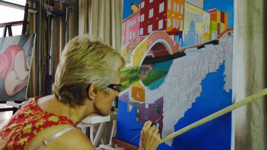 Ricardo Casal Art Class