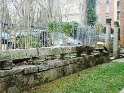 Area archeologica della Basilica dei Santi Apostoli e nazaro Maggiore