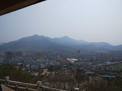 Zhanlu Mountain Scenic Area