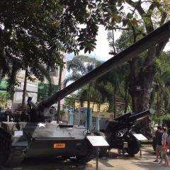 전쟁박물관 여행 사진