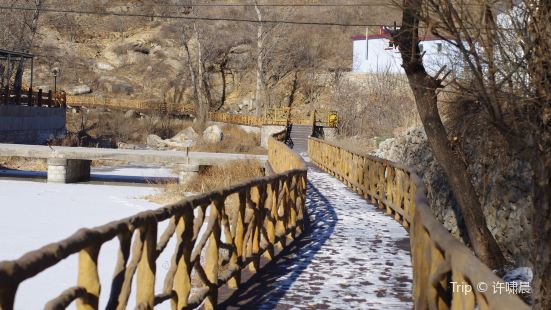 Shentangyu Scenic Resort