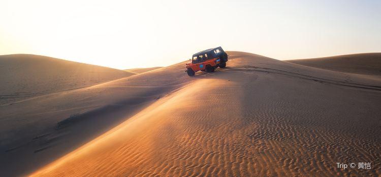 騰格里沙漠1