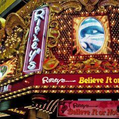 Ripley's Believe it or Not! User Photo