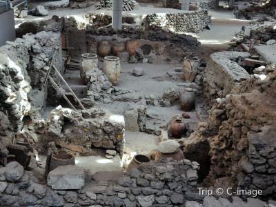 阿克羅帝利考古遺址