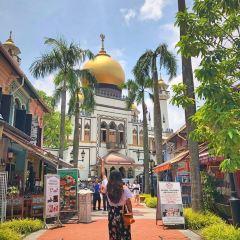 캄퐁 글람 여행 사진