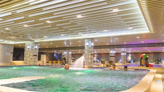 Jianhe Hot Spring Experience Hall