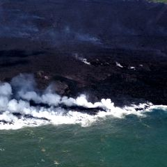 Pu'u 'O'o Crater User Photo