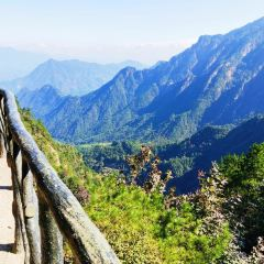 다밍산 관광지(대명산 관광지) 여행 사진