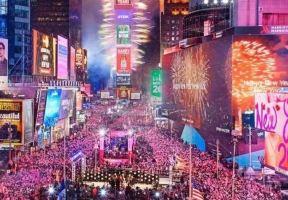 紐約時代廣場跨年攻略 讓你high爆新年!
