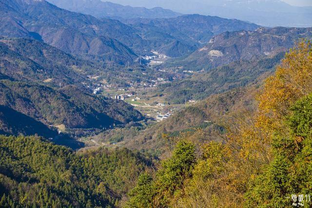 安徽境內有一處與美國藍嶺公路相媲美、被稱為華東最美的自駕線