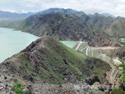 Bartogai Reservoir