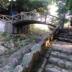 민후 용천 산장 여행 사진