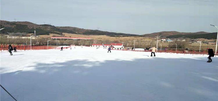 白清寨滑雪場2
