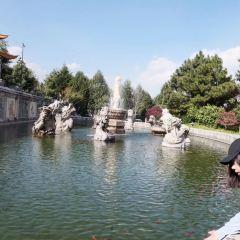 三塔倒影公園用戶圖片