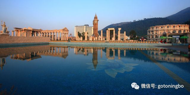 寧波的這個地方正在驚艷所有人!