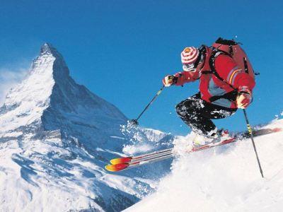 九頂塔滑雪場