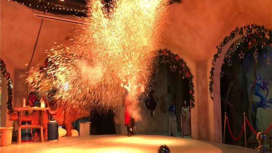 卡美拉中心舞臺