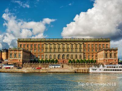 스웨덴 왕궁