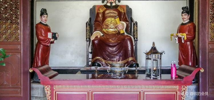 Memorial Temple of Hanyu1