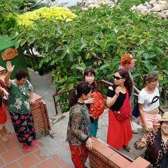 보화산 여행 사진