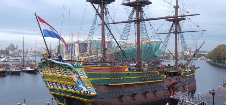 荷蘭國家海事博物館3