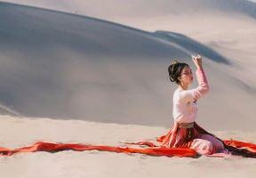 旅拍 | 絲綢之路,比故宮更久遠的華夏國風