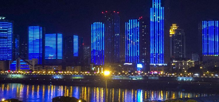 三江湖旅遊區