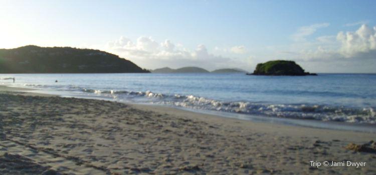 Cinnamon Bay Beach1