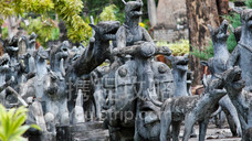 Sala Kaew Ku 雕塑公园