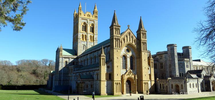 Buckfast Abbey1