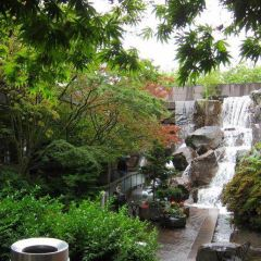 Ups Waterfall Garden Park Travel Guidebook Must Visit Attractions