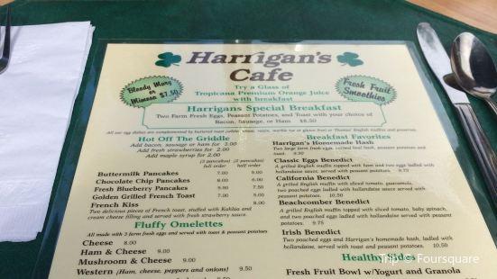 Harrigan's Cafe