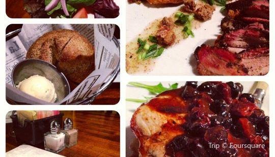 Tusk & Trotter American Brasserie